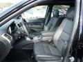 Morocco Black Front Seat Photo for 2014 Jeep Grand Cherokee #87651955