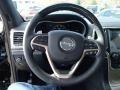 Morocco Black Steering Wheel Photo for 2014 Jeep Grand Cherokee #87652168