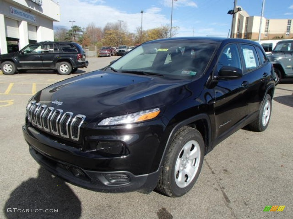 black crystal pearl 2014 jeep cherokee sport exterior photo 87652729. Cars Review. Best American Auto & Cars Review