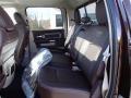Rear Seat of 2014 2500 Laramie Longhorn Crew Cab 4x4