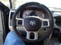 2014 2500 Laramie Longhorn Crew Cab 4x4 Steering Wheel