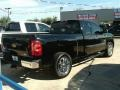 2012 Black Chevrolet Silverado 1500 LT Extended Cab  photo #3