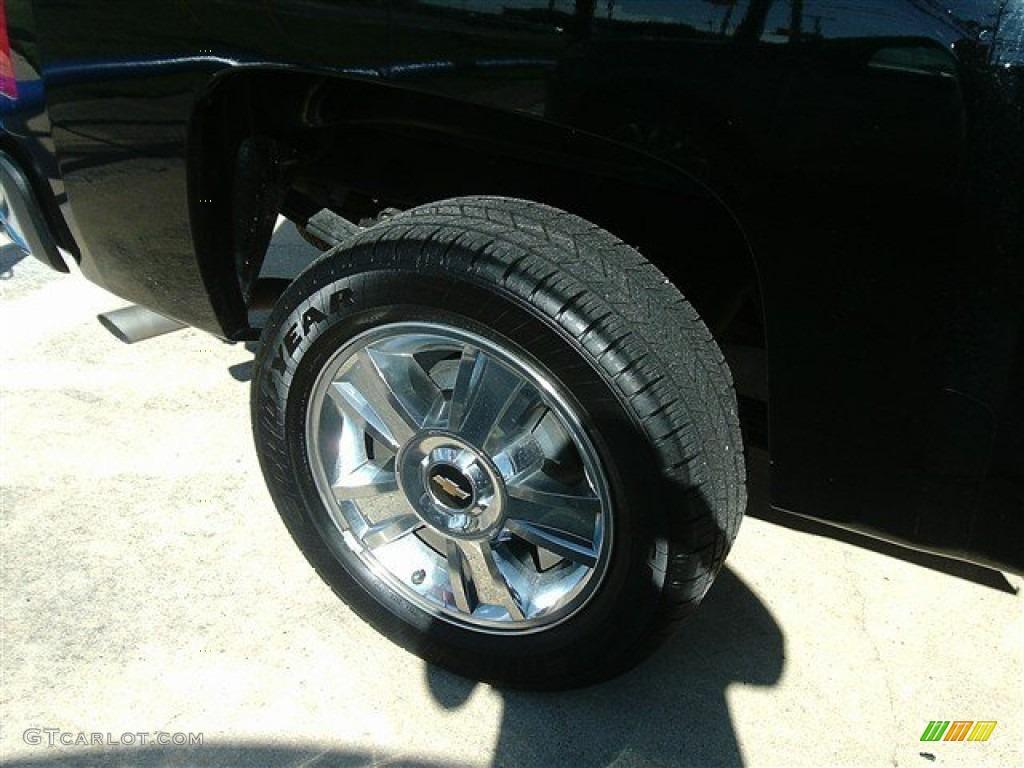 2012 Silverado 1500 LT Extended Cab - Black / Ebony photo #11