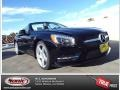 Black 2014 Mercedes-Benz SL 550 Roadster