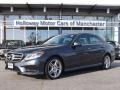 Steel Gray Metallic 2014 Mercedes-Benz E 350 4Matic Sedan
