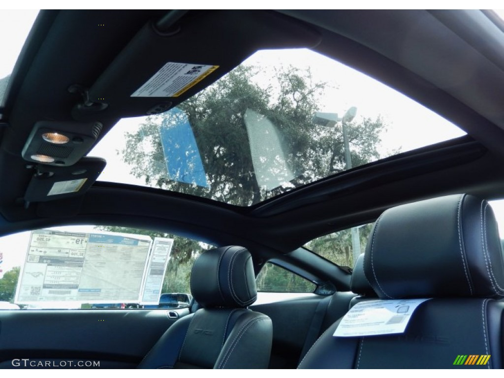 2014 Ford Mustang GTCS California Special Coupe Sunroof