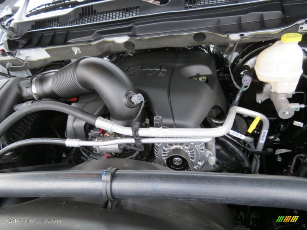 2014 ram 1500 laramie longhorn crew cab 4x4 5 7 liter hemi ohv 16 valve vvt mds v8 engine photo. Black Bedroom Furniture Sets. Home Design Ideas