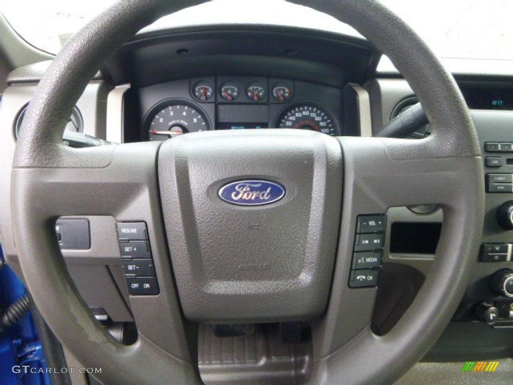 ford  stx supercab  steering wheel  gtcarlotcom