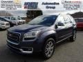 2014 Atlantis Blue Metallic GMC Acadia SLT AWD #87714177
