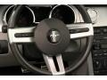 2007 Vista Blue Metallic Ford Mustang V6 Premium Convertible  photo #9