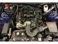 2007 Vista Blue Metallic Ford Mustang V6 Premium Convertible  photo #20