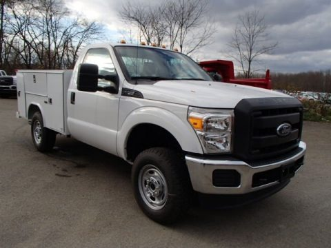 2013 ford f250 super duty xl regular cab 4x4 utility truck. Black Bedroom Furniture Sets. Home Design Ideas