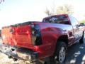 2006 Victory Red Chevrolet Silverado 1500 LS Extended Cab  photo #3