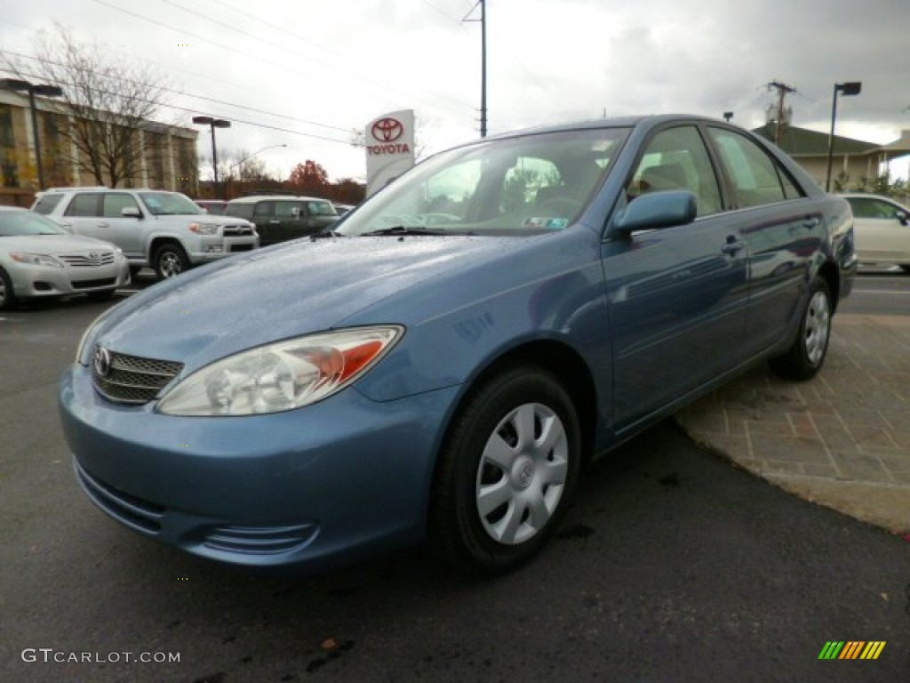 catalina blue metallic 2004 toyota camry le exterior photo 87733752. Black Bedroom Furniture Sets. Home Design Ideas