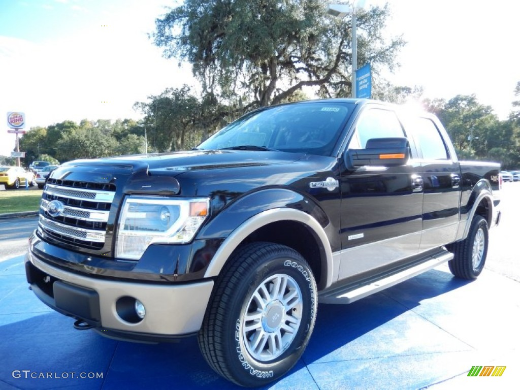 2013 ford f150 king ranch supercrew 4x4 exterior photos. Black Bedroom Furniture Sets. Home Design Ideas