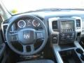 Black/Diesel Gray Dashboard Photo for 2014 Ram 1500 #87738417