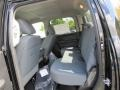 Black/Diesel Gray Rear Seat Photo for 2014 Ram 1500 #87741660