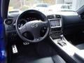 Black Prime Interior Photo for 2008 Lexus IS #87742785