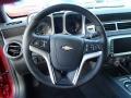 Black Steering Wheel Photo for 2014 Chevrolet Camaro #87744254