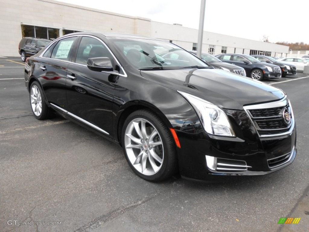 2014 black raven cadillac xts vsport premium awd 87713828 photo 3 car color. Black Bedroom Furniture Sets. Home Design Ideas