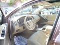 2011 Tinted Bronze Nissan Murano SL AWD  photo #8