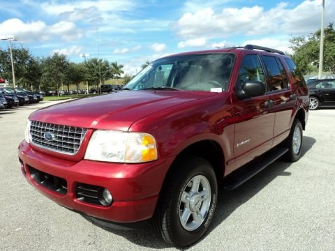 2005 ford explorer xlt data info and specs. Black Bedroom Furniture Sets. Home Design Ideas