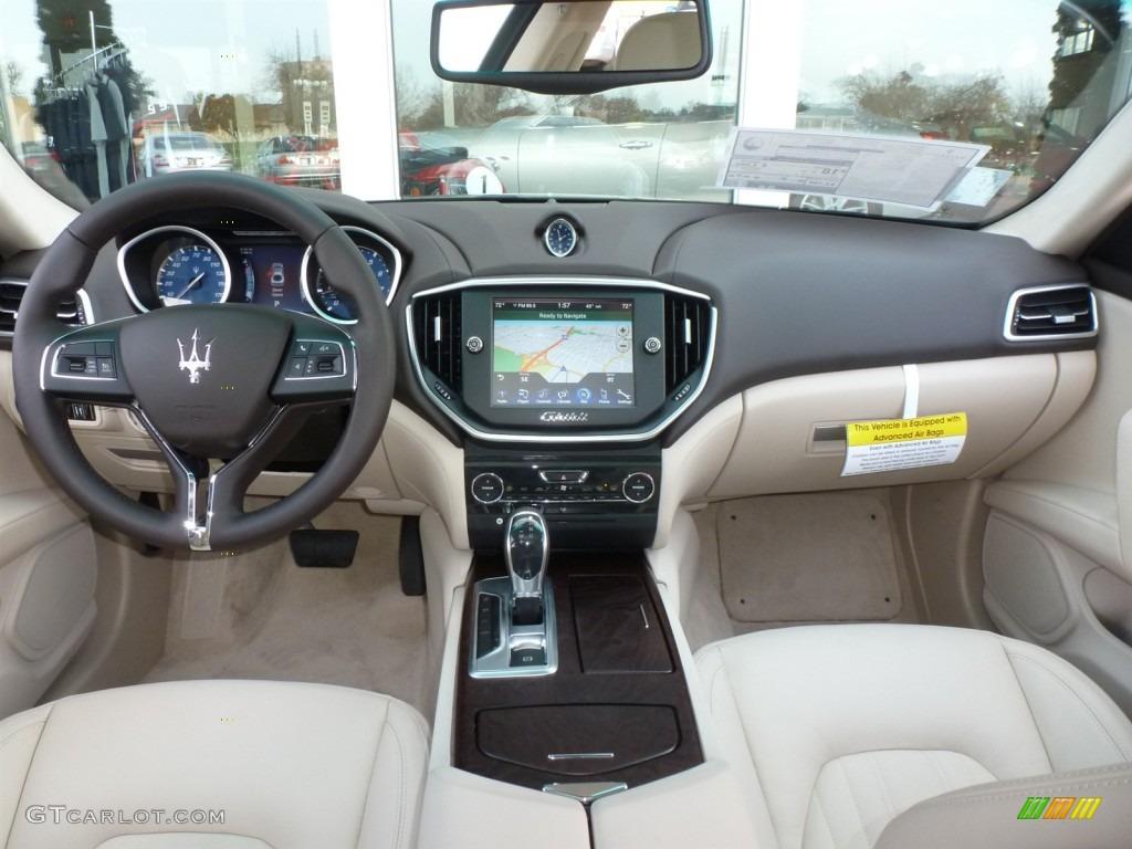 2014 Maserati Ghibli S Q4 Sabbia Dashboard Photo 87787389