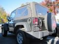 2012 Black Forest Green Pearl Jeep Wrangler Sport 4x4  photo #2