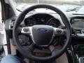 2014 White Platinum Ford Escape Titanium 2.0L EcoBoost 4WD  photo #19