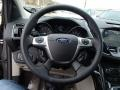 2014 Sterling Gray Ford Escape Titanium 2.0L EcoBoost 4WD  photo #19
