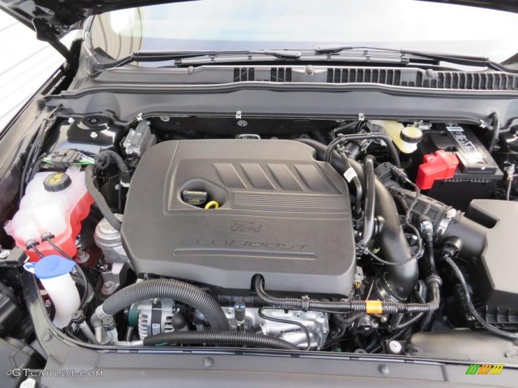 2014 Ford Fusion Se Ecoboost 1 5 Liter Gtdi Ecoboost Turbocharged