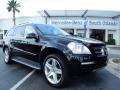 Black 2012 Mercedes-Benz GL 550 4Matic