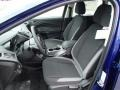 2014 Deep Impact Blue Ford Escape S  photo #10