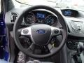 2014 Deep Impact Blue Ford Escape S  photo #20