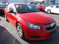 Red Hot 2014 Chevrolet Cruze LS