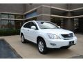 Crystal White 2008 Lexus RX 350 AWD