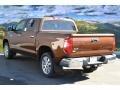 2014 Sunset Bronze Mica Toyota Tundra Limited Crewmax 4x4  photo #3