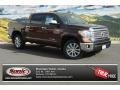2014 Sunset Bronze Mica Toyota Tundra Limited Crewmax 4x4  photo #1