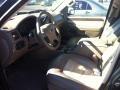 2004 Ford Explorer Medium Parchment Interior Front Seat Photo