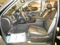 2013 Black Chevrolet Silverado 1500 LTZ Crew Cab 4x4  photo #9