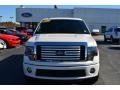 White Platinum Metallic Tri-Coat - F150 Limited SuperCrew Photo No. 7
