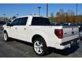 White Platinum Metallic Tri-Coat - F150 Limited SuperCrew Photo No. 49