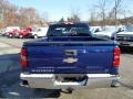 Blue Topaz Metallic - Silverado 1500 LT Double Cab 4x4 Photo No. 7