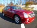 Crystal Red Tintcoat 2010 Cadillac STS 4 V6 AWD