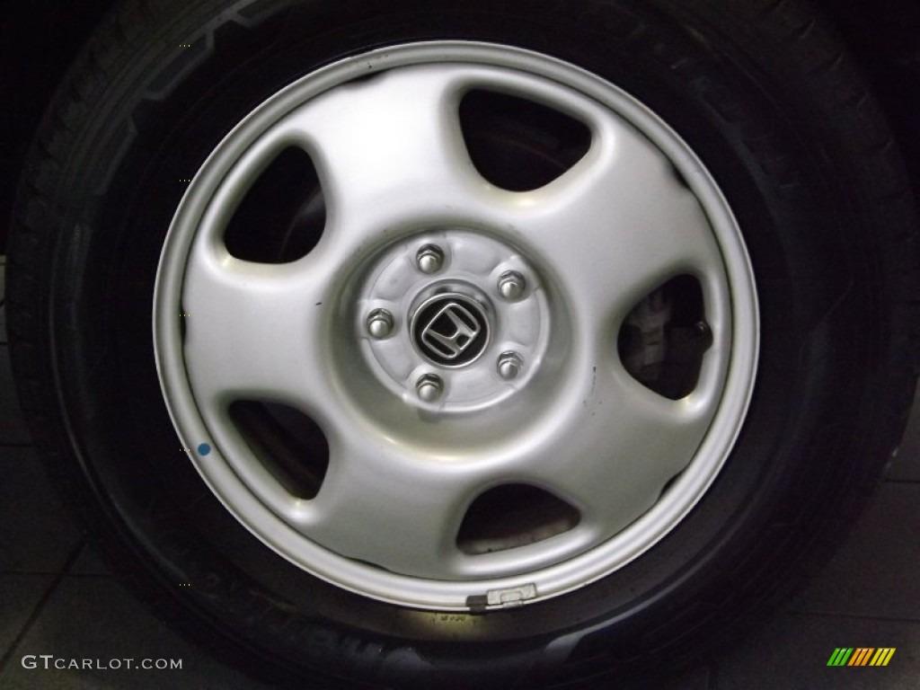 2011 CR-V LX 4WD - Polished Metal Metallic / Black photo #3