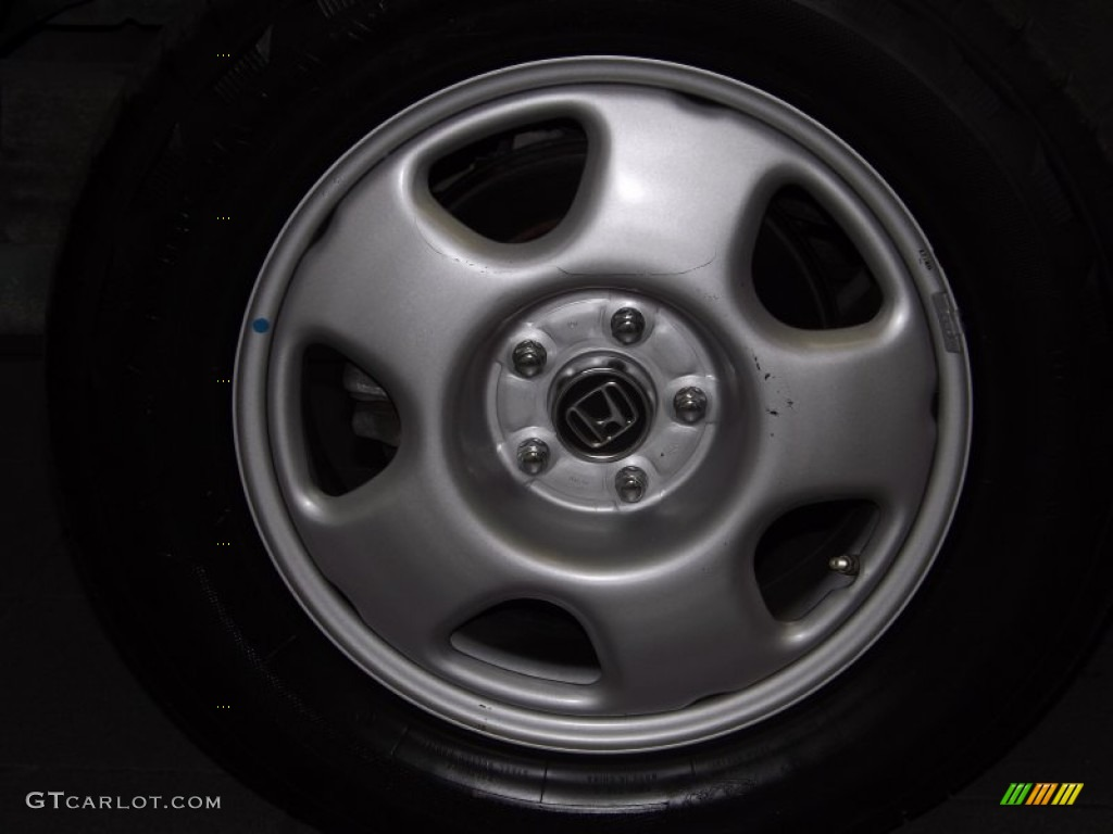 2011 CR-V LX 4WD - Polished Metal Metallic / Black photo #4