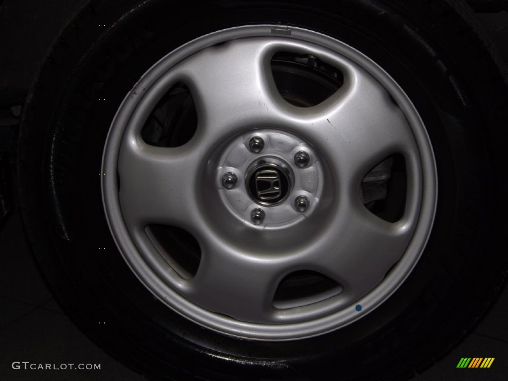 2011 CR-V LX 4WD - Polished Metal Metallic / Black photo #8