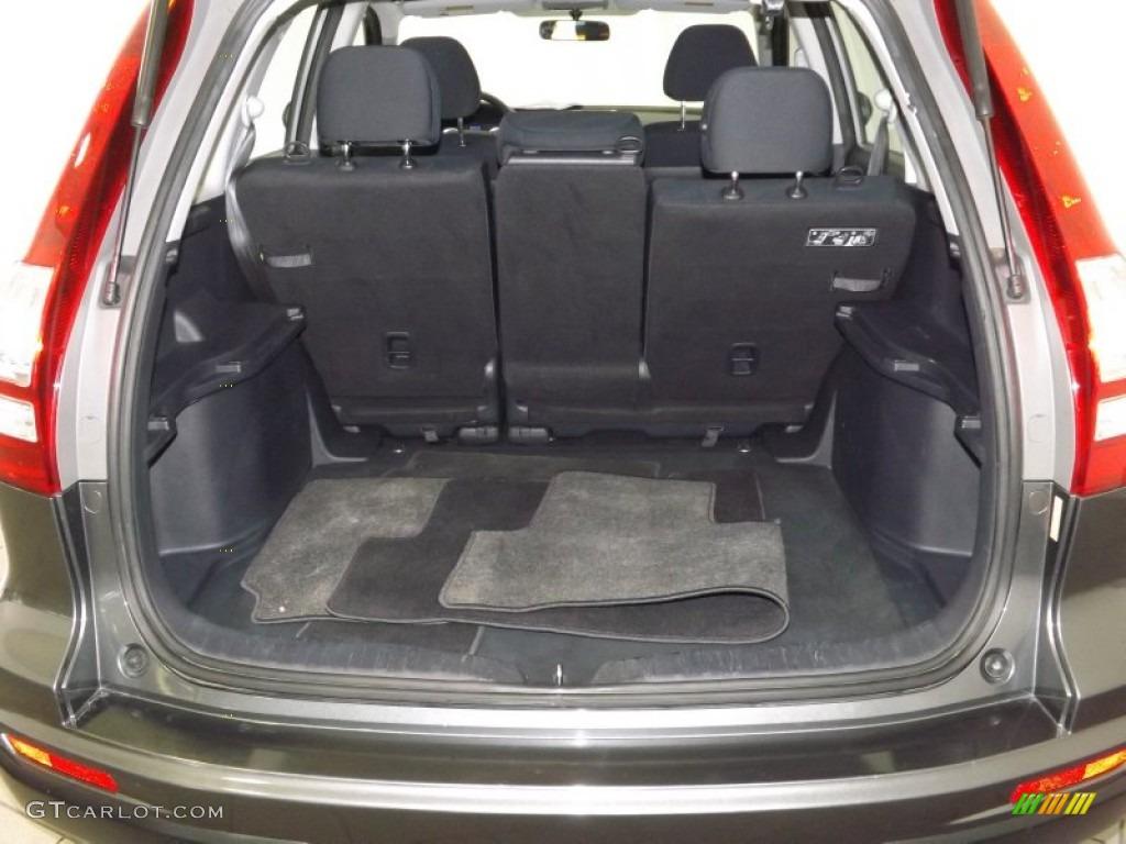 2011 CR-V LX 4WD - Polished Metal Metallic / Black photo #23