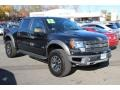 Tuxedo Black Metallic - F150 SVT Raptor SuperCrew 4x4 Photo No. 1