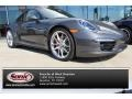 Agate Grey Metallic 2014 Porsche 911 Carrera 4S Coupe